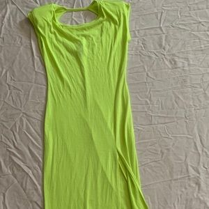 Women GoJane Maxi Dress size small good condition